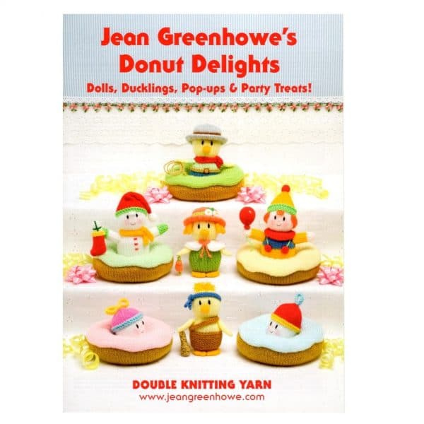 Donut Delights By Jean Greenhowe 1