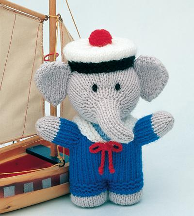 Knitted Animals By Jean Greenhowe 12
