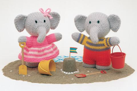 Knitted Animals By Jean Greenhowe 11