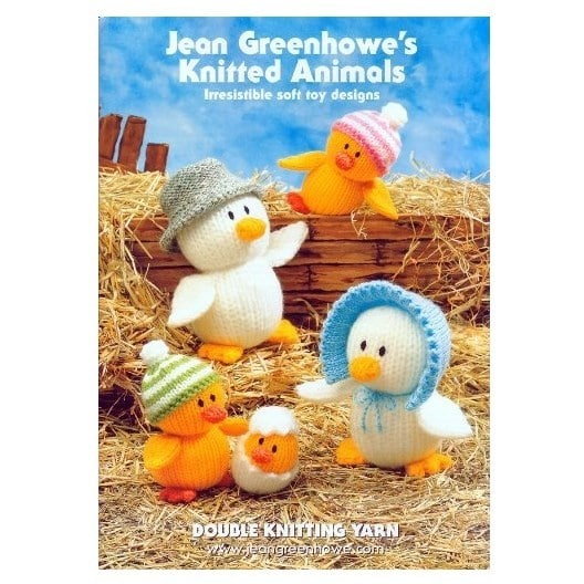 Knitted Animals By Jean Greenhowe 1