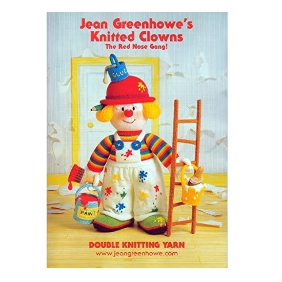 Knitted Clowns By Jean Greenhowe 1