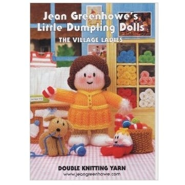Little Dumpling Dolls By Jean Greenhowe 1