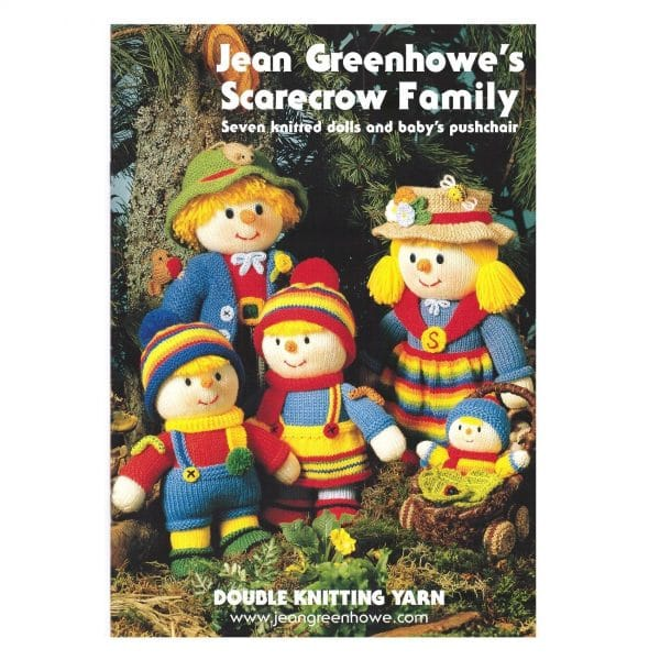 Scarecrow Family By Jean Greenhowe 1