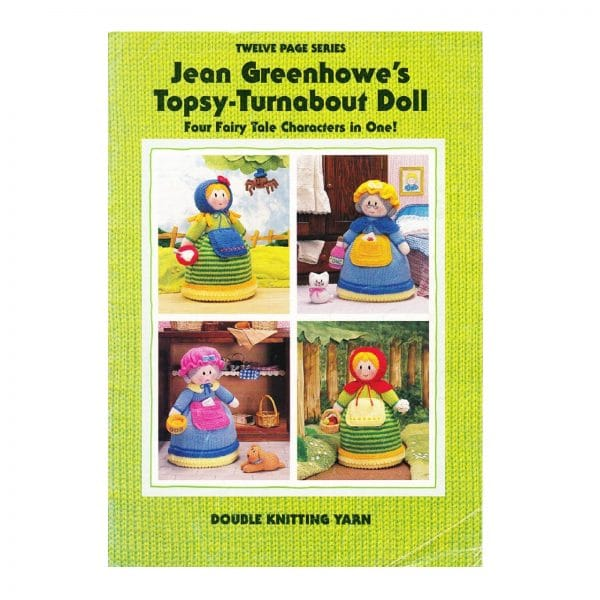 Topsy Turnabout Dolls By Jean Greenhowe 1