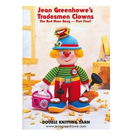 Tradesmen Clowns By Jean Greenhowes 1