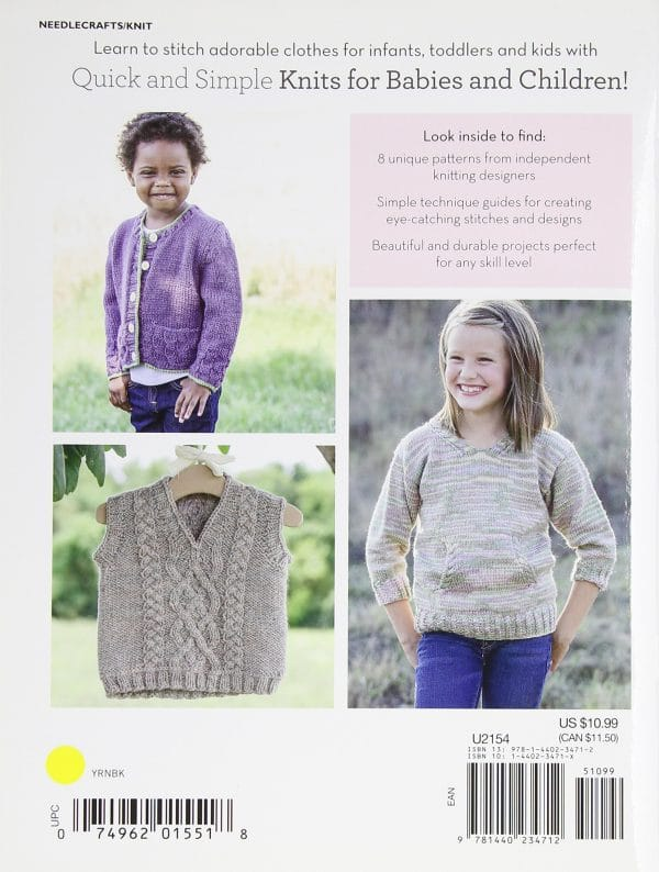 Quick and Simple Knits For Babies and Children 2