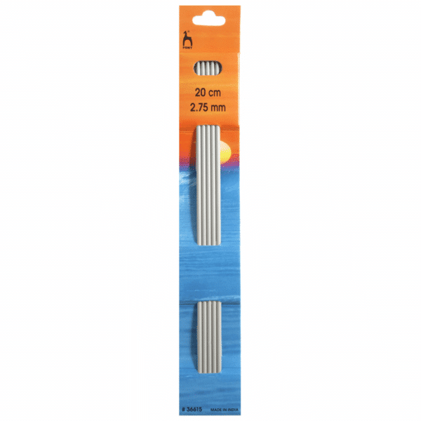 Pony Double Pointed Needles - 2.75mm 1