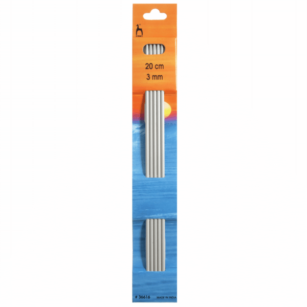 Pony Double Pointed Needles - 3mm 1
