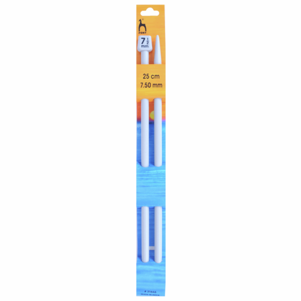 Pony Knitting Needles - 7.50mm 1