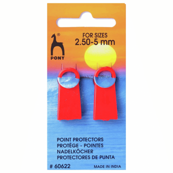 Pony - Point Protectors - 2.50mm - 5mm 1
