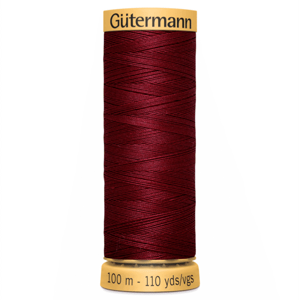 Gutermann Natural Cotton Thread 100m - 2433 1