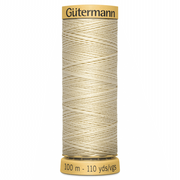 Gutermann Natural Cotton Thread 100m - 0519 1