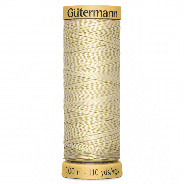 Gutermann Natural Cotton Thread 100m - 0828 1