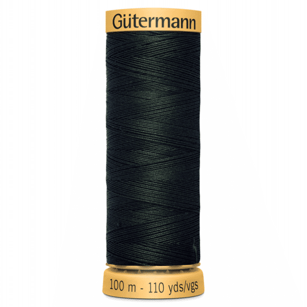 Gutermann Natural Cotton Thread 100m - 8812 1