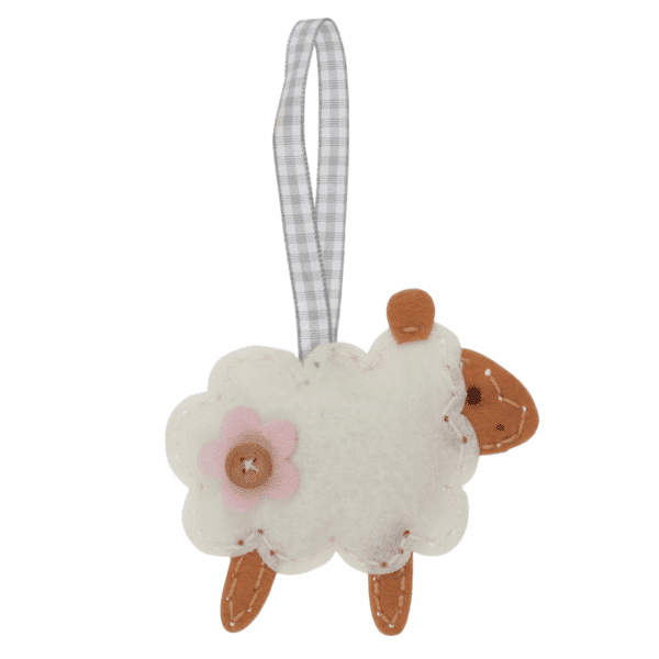 Trimits - Make Your Own Felt Decoration Kit - Sheep 3