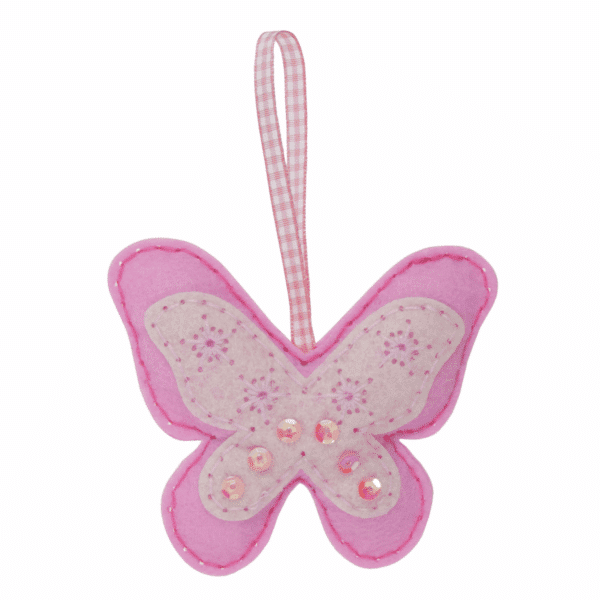 Trimits - Make Your Own Felt Decoration Kit - Butterfly 3