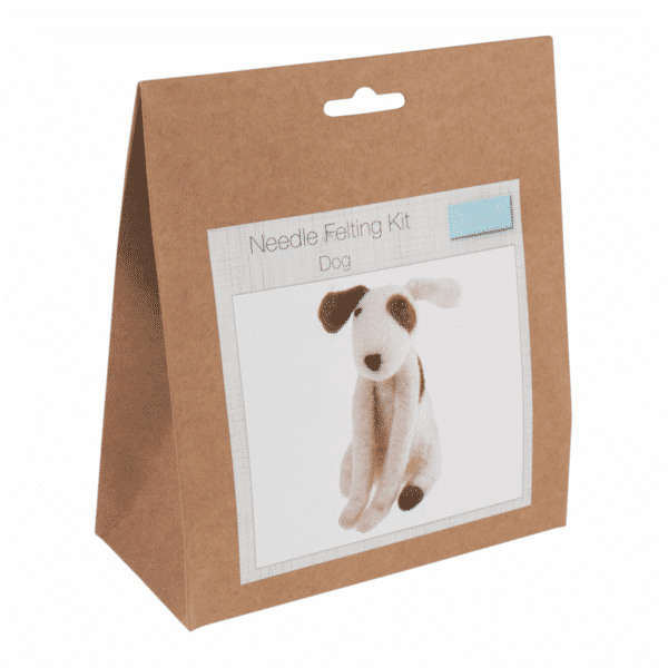 Trimits - Needle Felting Kit - Dog 1