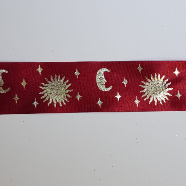 Celestial Christmas Ribbon 1