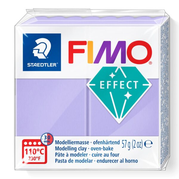 Fimo Effect Modelling Clay - Pastel Lilac 1
