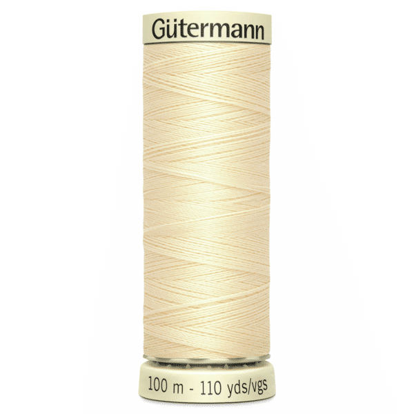 Gutermann Sew All Thread 100m - 610 1