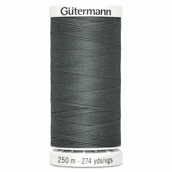 Gutermann Sew All Thread 250m - 701 1