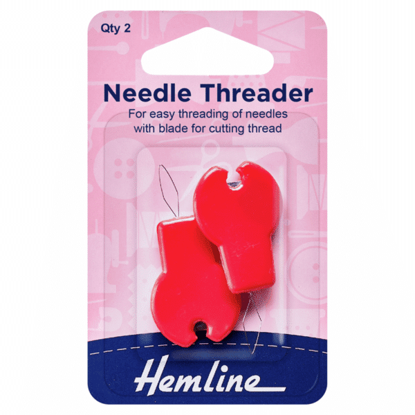 Hemline - Needle Threader & Cutter 1