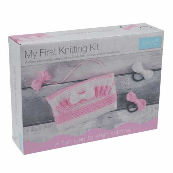 Craft Factory - My First Knitting Kit 1