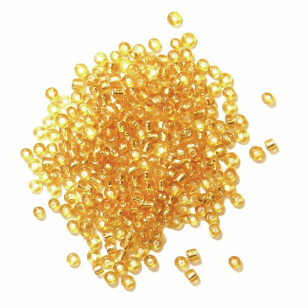 Craft Factory - Rocaille Beads - Gold 1