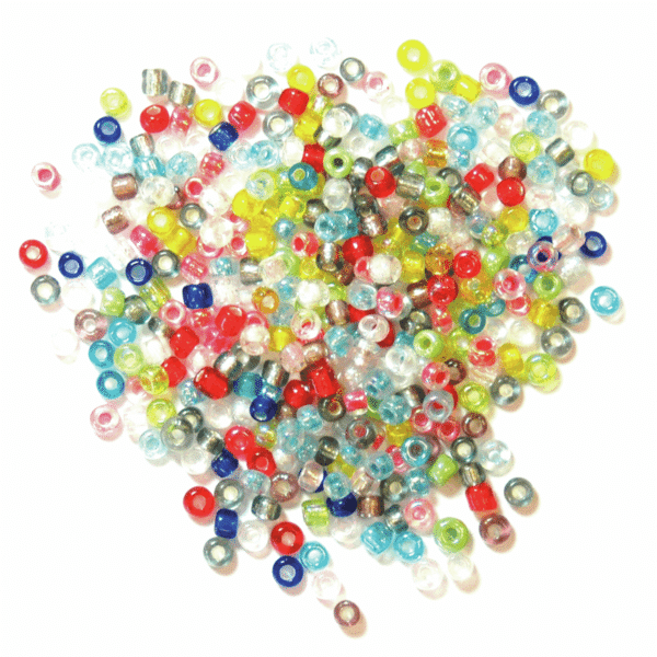 Craft Factory - Rocaille Beads - Multi 1