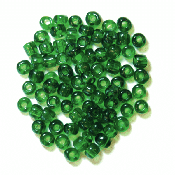 Craft Factory - Embroidery Beads - Green 1