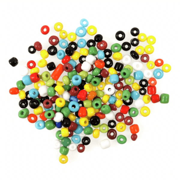 Craft Factory - Embroidery Beads - Multi 1