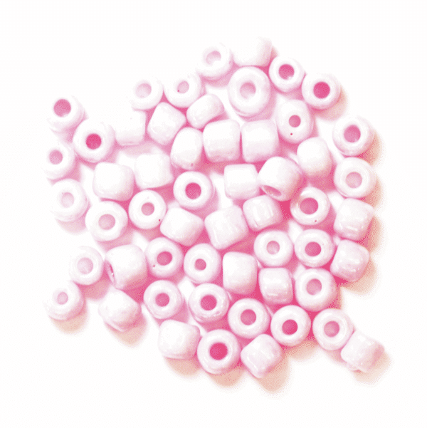 Craft Factory - Embroidery Beads - Pink 1