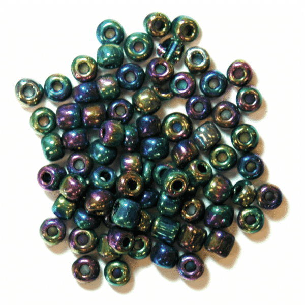 Craft Factory - Embroidery Beads - Rainbow 1