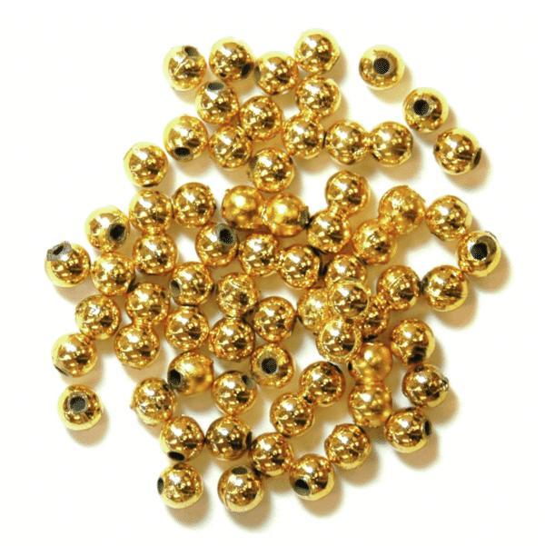 Craft Factory - Pearls - Gold - 4mm 1