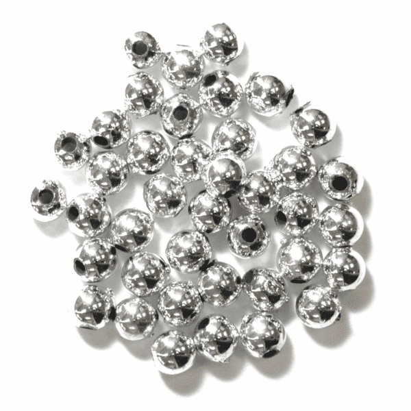 Craft Factory - Pearls - Silver - 5mm 1