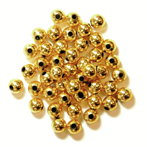 Craft Factory - Pearls - Gold - 5mm 1