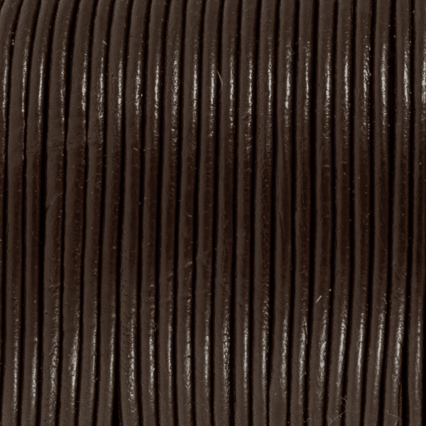 Craft Factory - Leather Thonging - Brown - 2mm x 2m 2