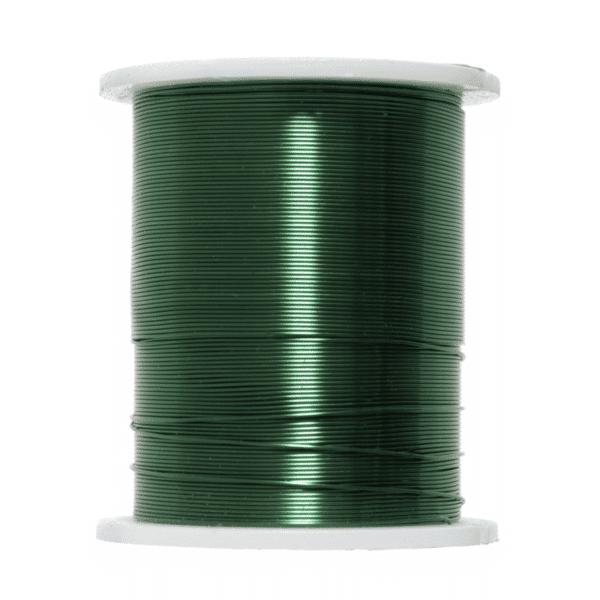 Trimits - Beading Wire - 28 Gauge - Green 1