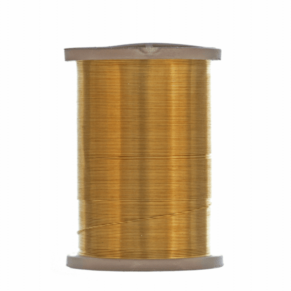 Trimits - Beading Wire - 34 Gauge - Gold 1