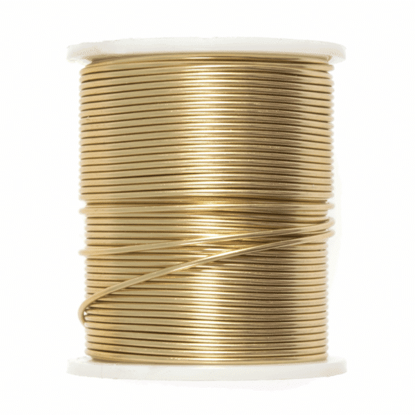 Trimits - Beading Wire - 20 Gauge - Gold 1