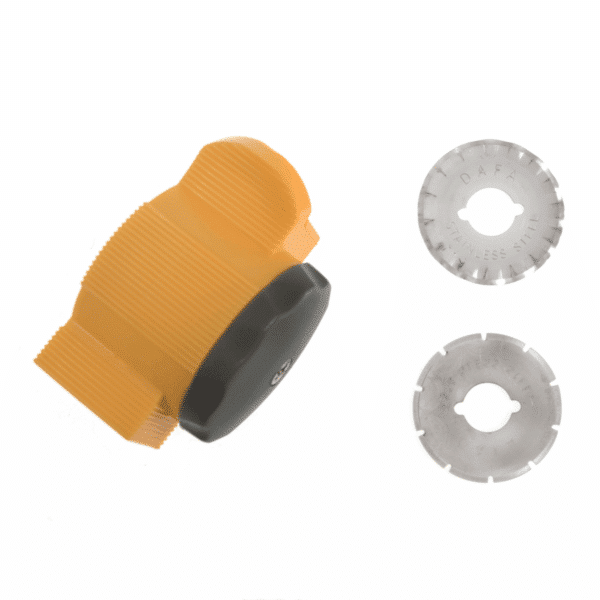 Trimits - Rotary Line Cutter - Spare Blades & Holder 2