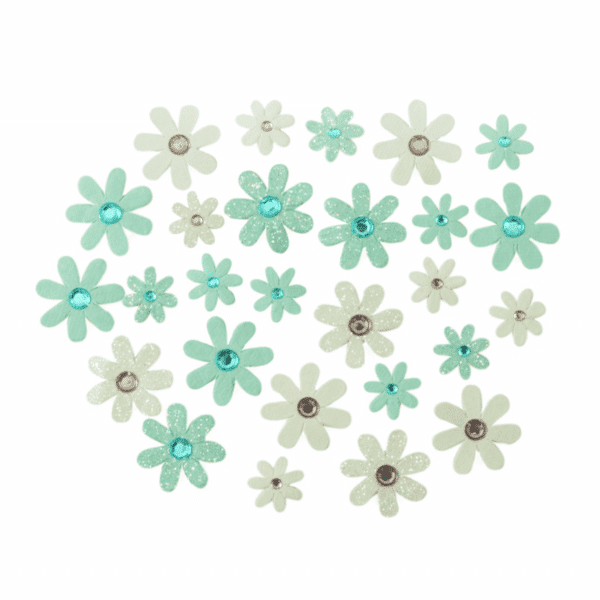 Trimits - Craft Embellishments - Paper Flowers 1