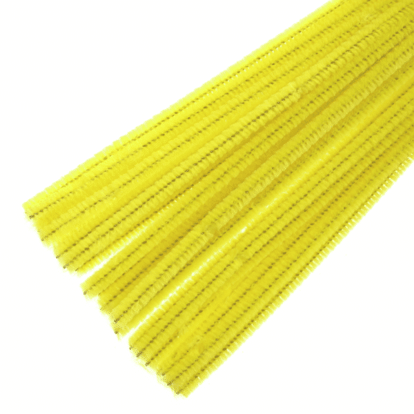 Trimits - Pipe Cleaners - Yellow 1