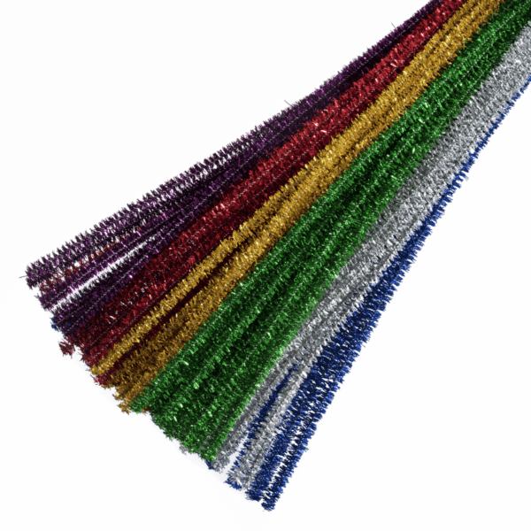 Trimits - Pipe Cleaners - Glitter Assorted 1