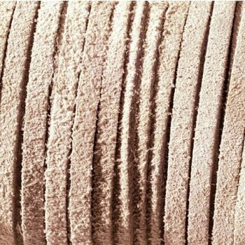 Efco - Leather Thonging - Natural - 3mm x 1m 1