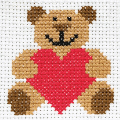 Anchor - 1st Cross Stitch Kit – Ed the Ted 2
