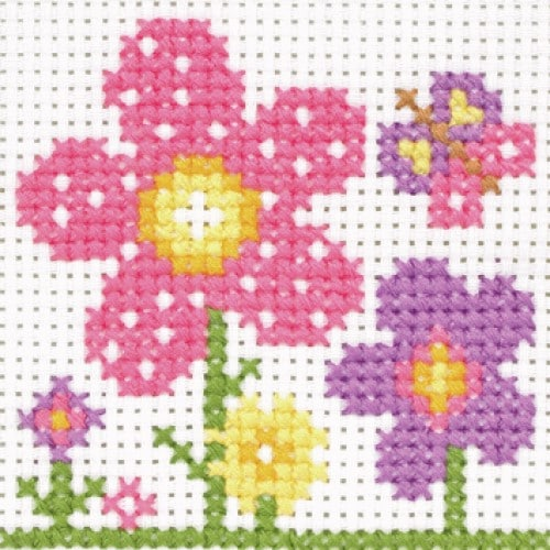Anchor - 1st Cross Stitch Kit – Flowers for Sarah 2