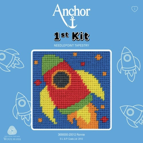 Anchor 1st Tapestry Kit - Ronnie 1