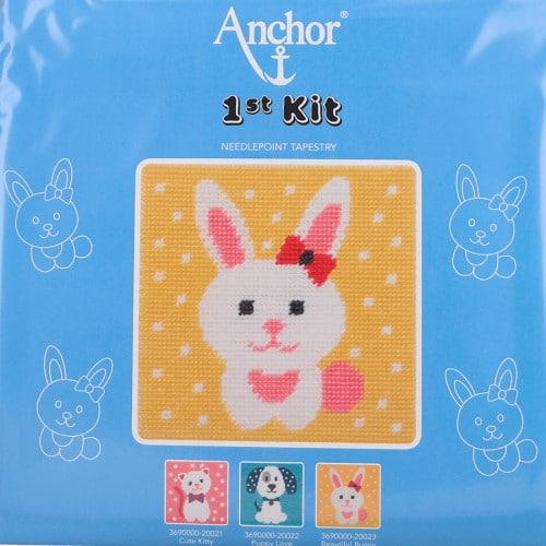 Anchor 1st Tapestry Kit - Beautiful Bunny 1