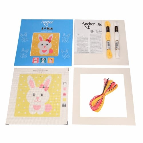 Anchor 1st Tapestry Kit - Beautiful Bunny 3